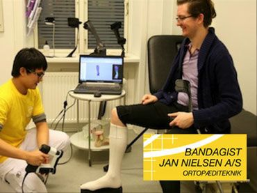 Case Study: Bandagist Jan Nielsen A/S