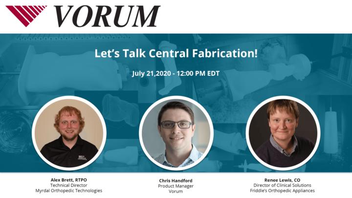 Let's Talk Central Fabrication Webinar