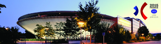 Vorum attend ISPO 2015 in Lyon